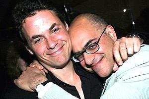 Drama Desk Awards 2005 - Adam Guettel - David Yazbek