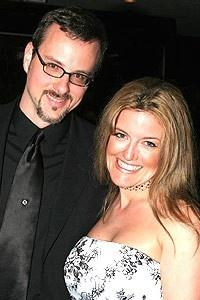 Drama Desk Awards 2005 - Brad Robertson - Jennifer Simard