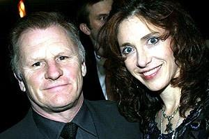 Drama Desk Awards 2005 - Gordon Clapp - wife