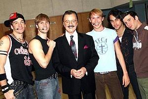 Drama Desk Awards 2005 - Altar Boyz - Robert Goulet