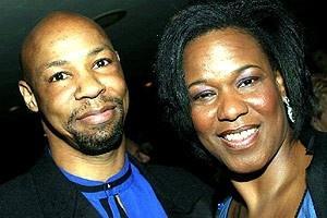 Drama Desk Awards 2005 - husband - Kecia Lewis