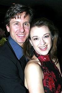 Drama Desk Awards 2005 - Michael Berry - Sarah Uriarte Berry