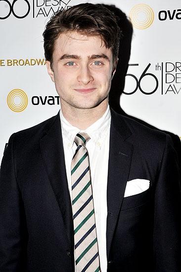 Drama Desk Awards Cocktail Reception – Daniel Radcliffe