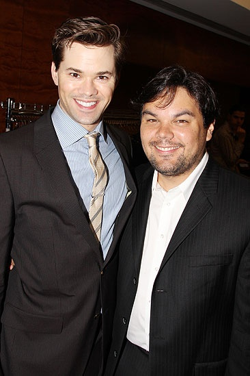 Tony Brunch 2011 – Andrew Rannells – Robert Lopez