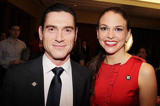 Tony Brunch - Billy Crudup - Sutton Foster