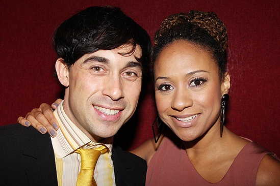 <i>Stick Fly</i> Opening Night – Ryan Duncan – Tracie Thoms