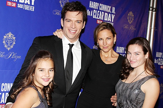 On a Clear Day – Opening  - Charlotte Connick – Harry Connick Jr. – Jill Goodacre - Georgia Tatom Connick