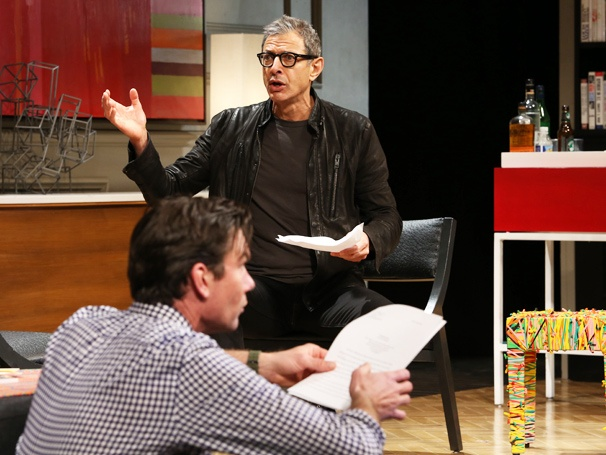 Show Photos - Seminar - Jerry O'Connell - Jeff Goldblum