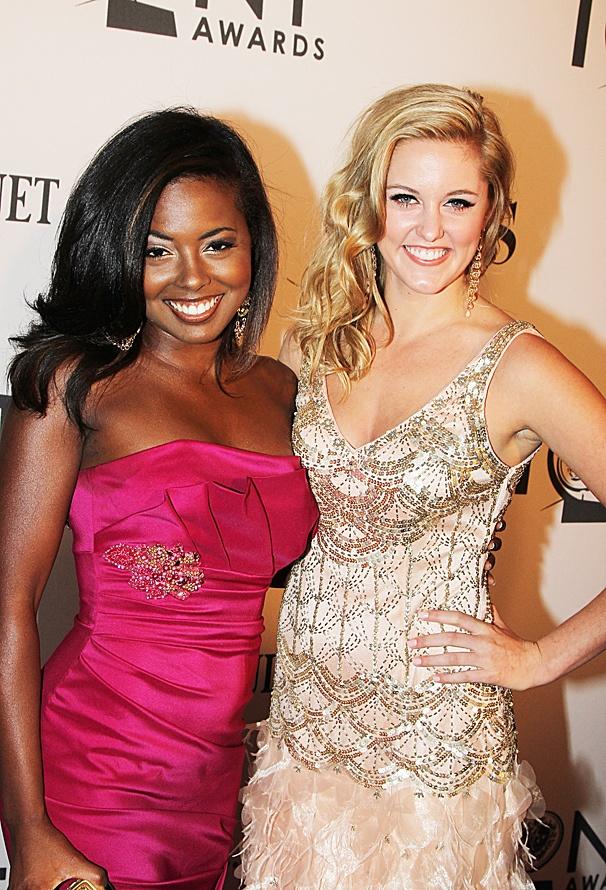 2012 Tony Award Best Pairs- Adrienne Warren- Taylor Louderman
