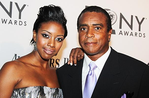 2012 Tony Award Best Pairs- Condola Rashad- Ahmad Rashad