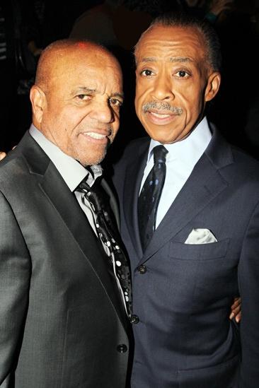 Motown Preview — Berry Gordy — Al Sharpton