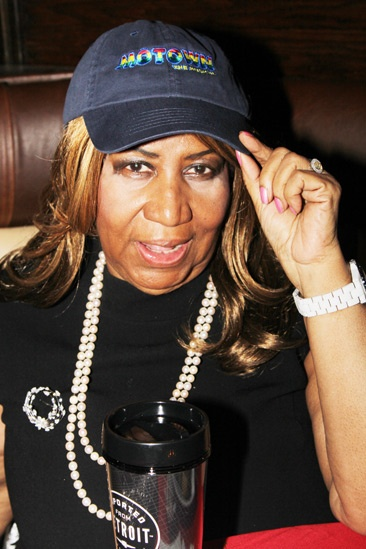 Motown Preview — Aretha Franklin