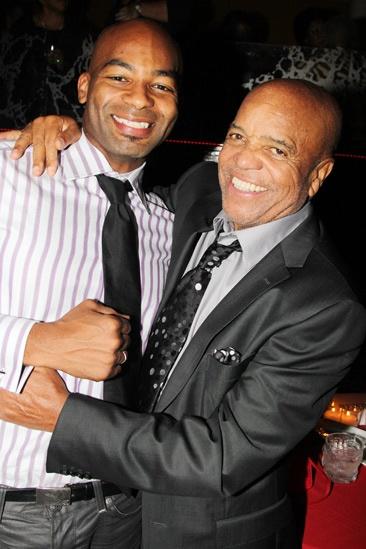 Motown Preview — Brandon Victor Dixon — Berry Gordy
