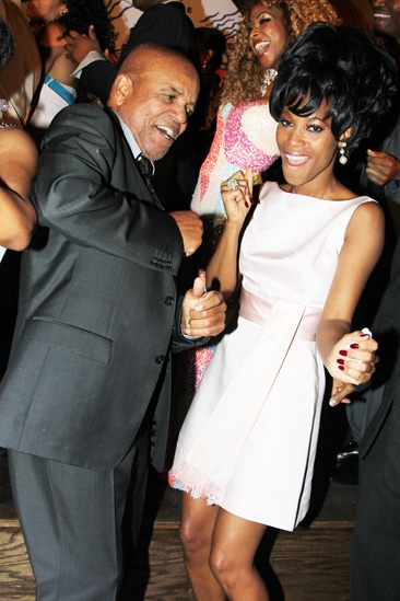 Motown Preview — Berry Gordy — Valisia LeKae