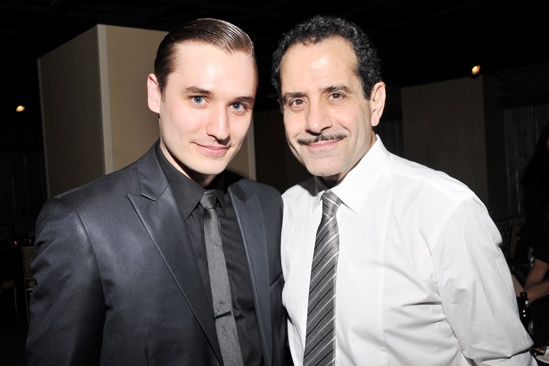 Golden Boy – opening night – Seth Numrich – Tony Shalhoub