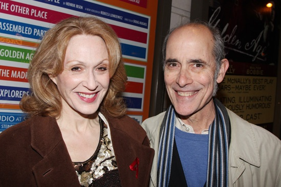 The Other Place – opening night – Jan Maxwell – Robert Emmet Lunney