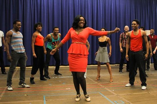 'Motown' Meet and Greet — Saycon Sengbloh