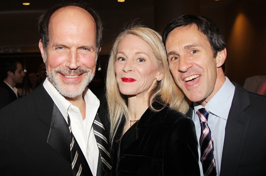 Kinky Boots Opening- Marcus Neville- Wife- Romain Fruge