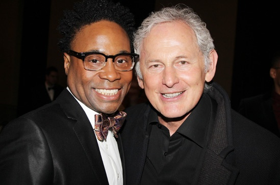 Kinky Boots Opening- Billy Porter- Victor Garber