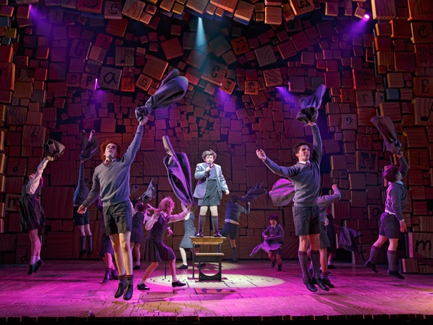 Show Photos - Matilda - cast