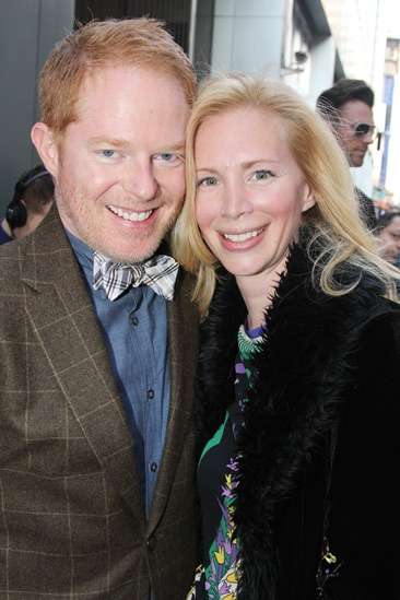 Macbeth – Opening Night – Jesse Tyler Ferguson – Shannon Burkett