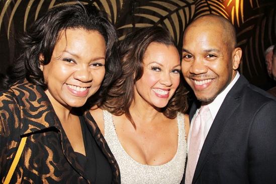 The Trip to Bountiful – Opening Night – Aisha de Haas – Vanessa Williams – Darius de Haas