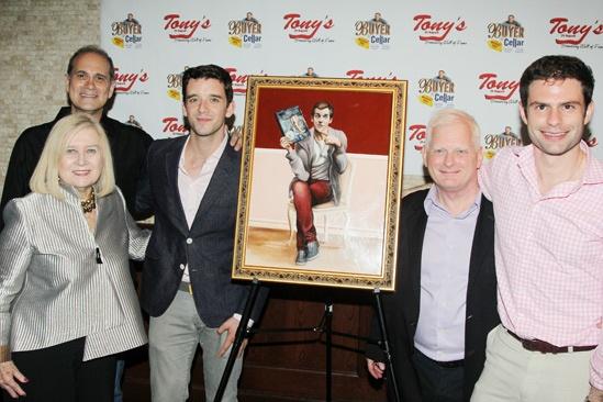 Buyer & Cellar – Michael Urie's Birthday – Pat Flicker Addiss – Dan Shaheen – Michael Urie – Ted Snowdon – Doug Nevin