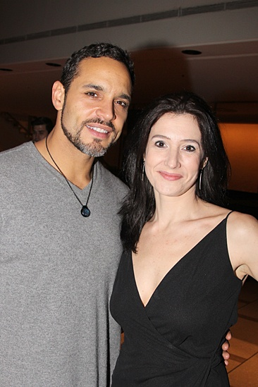Macbeth – Opening Night – Daniel Sunjata – Bianca Amato
