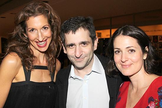 Macbeth – Opening Night – Alysia Reiner– Jonathan Marc Sherman – Alexandra Shiva