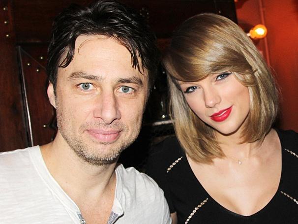 Zach Braff - Taylor Swift