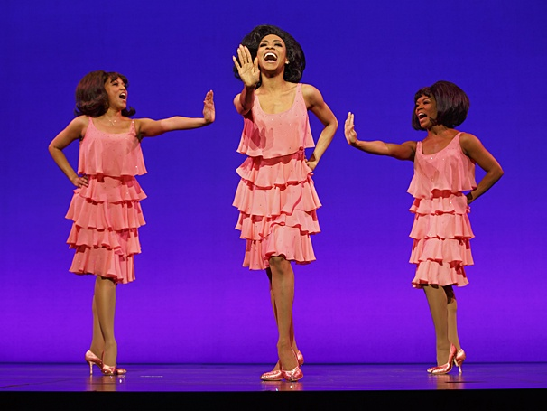 Motown The Musical - Tour - PS - 1/15