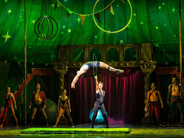 Pippin - Prod Photos - Tour
