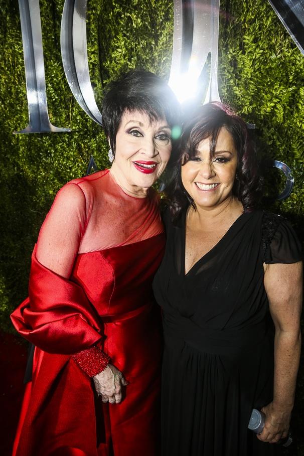 The Tony Awards - 6/15 - Lisa Mordente - Chita Rivera