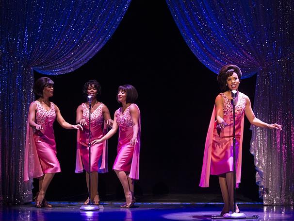 Beautiful: The Carole King Musical - National Tour - Production Photos - 2015