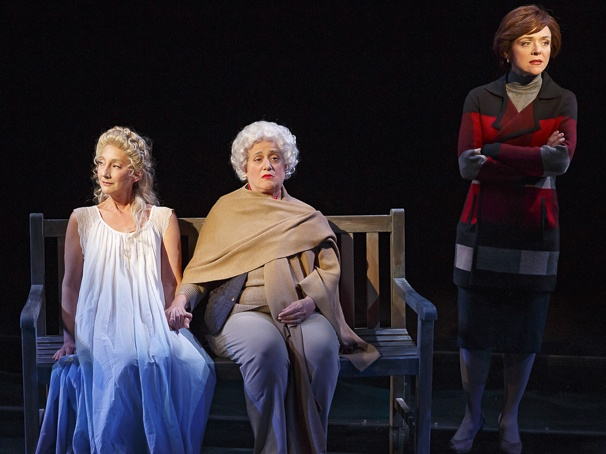 First Daughter Suite - Show Photos - 10/15 - Theresa McCarthy, Mary Testa, and Rachel Bay Jones