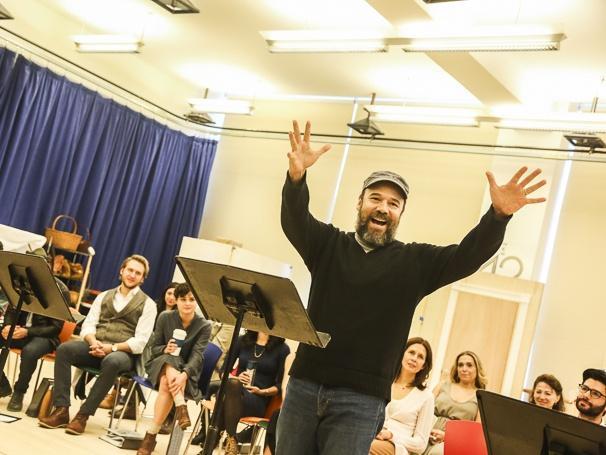 Fiddler on the Roof - Meet the Press - 10/15 -  Danny Burstein