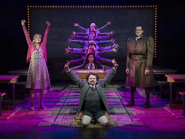 Matilda The Musical - Prod Photos - National Tour - 2015