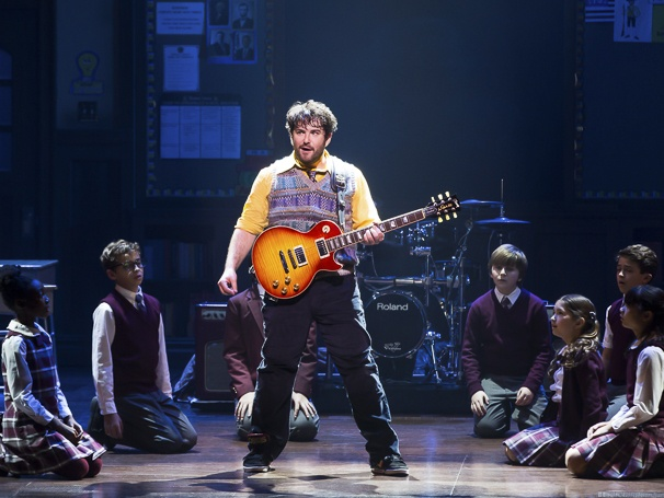School of Rock - Show Photos - 12/15 -