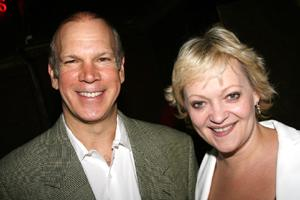 2006 Theatre World Awards -  David Zippel - Maria Friedman