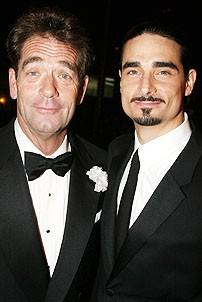 Photo Op - Chicago 10th Anniversary - Huey Lewis - Kevin Richardson
