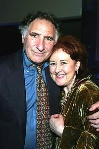 Photo Op - Mary Poppins Opening - Judd Hirsch - Jane Carr