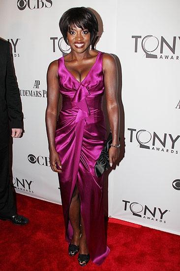 2011 Tony Awards Red Carpet – Viola Davis