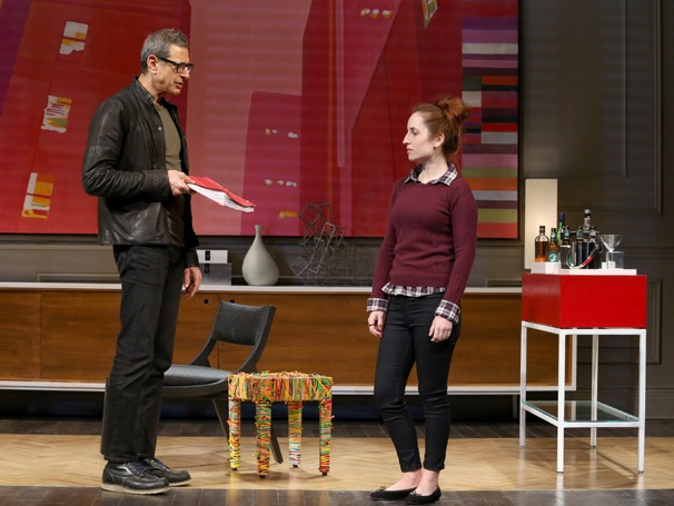 Show Photos - Seminar - Jeff Goldblum - Zoe Lister-Jones