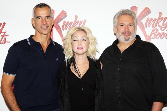 Kinky Boots- Jerry Mitchell- Cyndi Lauper- Harvey Fierstein