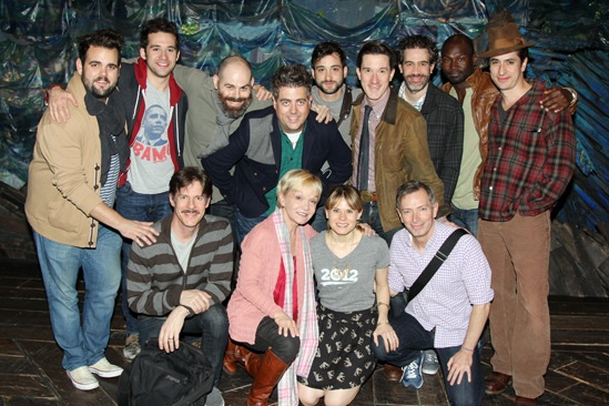 Peter and the Starcatcher – The cast and company