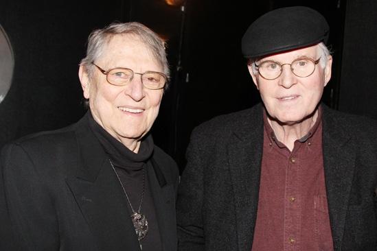 Vineyard Gala – March 18, 2013 – John Cullum – Charles Grodin