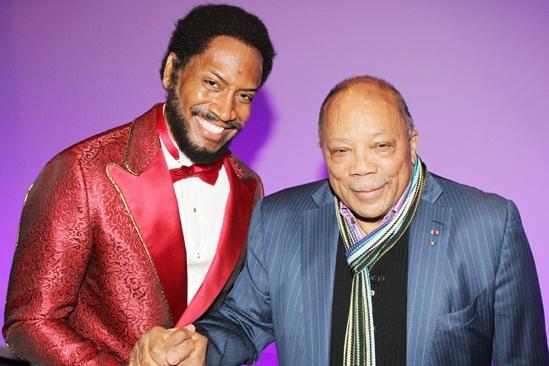 Quincy Jones at 'Motown' — Bryan Terrell Clark — Quincy Jones
