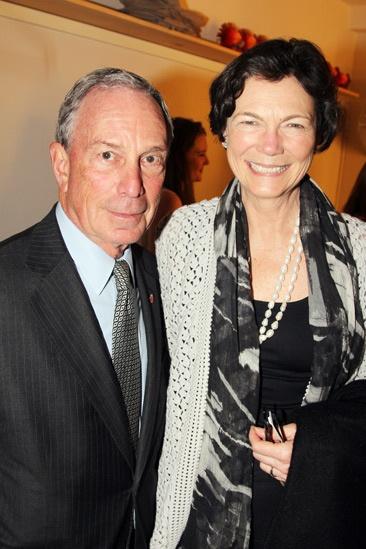 Vanya and Sonia and Masha and Spike- Mayor Michael Bloomberg- Diana Taylor