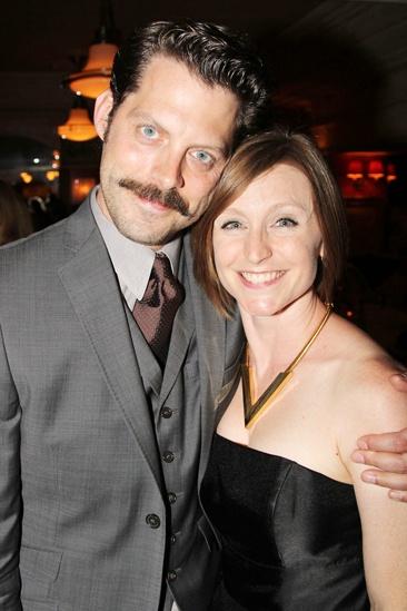 David Furr and his wife  Carrie Plew photo