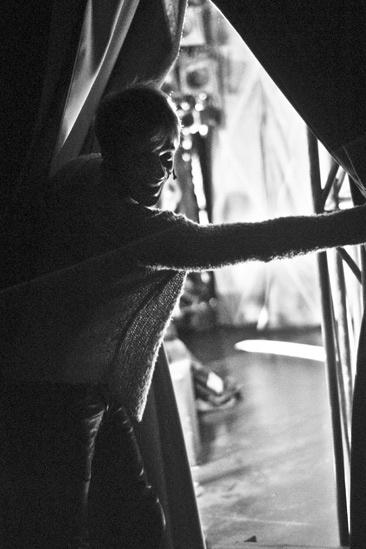 Pippin – Backstage Photos – Matthew James Thomas